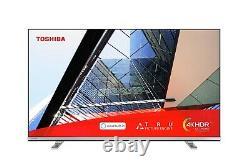 Toshiba 58UK4B63DB 58 Inch 4K Ultra HD HDR Smart WiFi LED TV