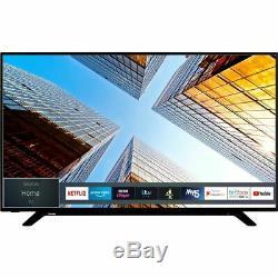 Toshiba 58UL2063DB 58 Inch TV Smart 4K Ultra HD LED Freeview HD 3 HDMI Dolby