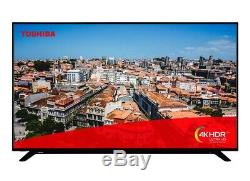 Toshiba 65U2963DB 65 Inch SMART 4K Ultra HD HDR LED TV Freeview Play C Grade