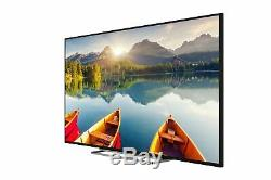 Toshiba 65U6863DB 65 Inch LED HDR 4K Ultra HD Smart TV In Black A+ Rated
