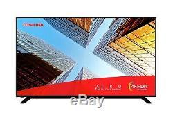 Toshiba 65UL2063DB 65 Inch 4K Ultra HD HDR Smart WiFi LED TV