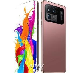 2021 M11 Ultra 7.3 Pouces 16gb+1t 5g Empreinte Digitale ID 6800mah Smart Phone 48+64mp