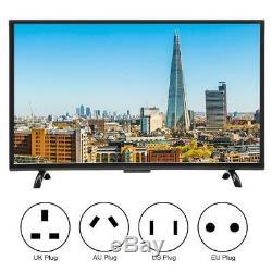32/43/55 Pouces Smart Tv 4k Ultra Hd Led Courbe 3000r Hdmi Vga Usb Rf Interface