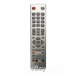 40 Pouces De Sharp Ultra Hd 4k Led Smart Tv Avec Harmon Kardon Sound Technology