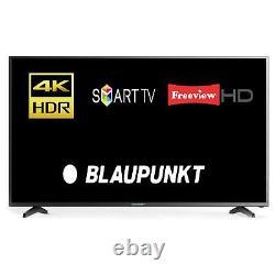 Blaupunkt 50/405v 50 Pouces Smart 4k Ultra Hd Hdr Tv Freeview Play -netflix