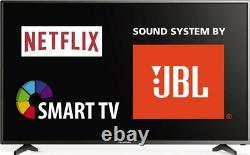 Blaupunkt 50/405v 50 Pouces Smart 4k Ultra Hd Tv Led Netflix Prime Hdmi