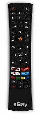 Bush Dled55uhdhdrs 55 Pouces Intelligent 4k Ultra Hd Hdr Wifi Led Smart Tv