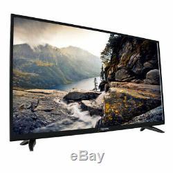 Digihome Ptdr65uhds Téléviseur Smart 4k Ultra Hd Led 65 Pouces Tnt Freeview Noir