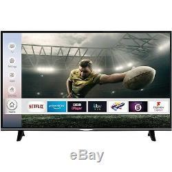 Électriq 49 Pouces Intelligent 4k Ultra Hd Dolby Vision Hdr Tv Led Tnt Hd 3 Hdmi