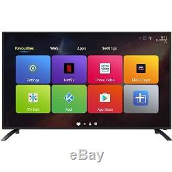 Electriq Android Smart Tv 4k Ultra Hd Led Wifi Wifi Freeview Hd 3 Hdmi