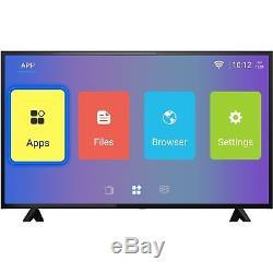 Electriq Smart Hd 55 Pouces Android 3 Pouces Hdr 4k Android Led