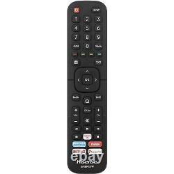 Hisense 55 Pouces 4k Ultra Hd Hdr Smart Tv Avec Freeview Play Et Alexa Intégré