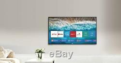 Hisense 55 Pouces H55b7100uk Intelligent 4k Ultra Hd Hdr Freeview Wifi Tv Led