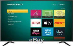 Hisense 65 Pouces 4k Ultra Smart Hd Hdr Tv Led Avec Play Freeview