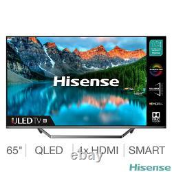 Hisense 65u7qftuk 65 Pouces Qled 4k Ultra Hd Smart Tv