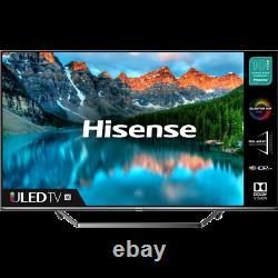 Hisense 65u7qftuk 65 Pouces Tv Smart 4k Ultra Hd Qled Freeview Hd 4 Hdmi Dolby