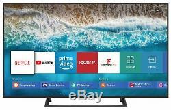 Hisense H43b7300uk 43 Pouces 4k Ultra Hd Hdr Intelligent Wifi Tv Led Noir