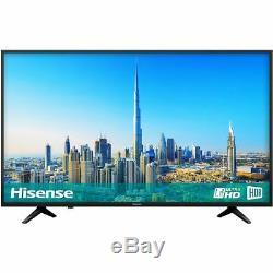 Hisense H50a6200uk A6200 50 Pouces 4k Ultra Hd Un Téléviseur Led Intelligent 3 Hdmi