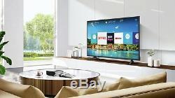 Hisense H50a6250uk Téléviseur À Led Wifi Intelligent Hd Wi-fi Play De 50 Pouces 4k