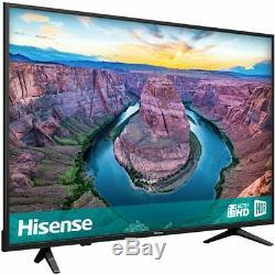 Hisense H50ae6100uk Téléviseur 50 Pouces 4k Ultra Hd Smart Led 3 Hdmi