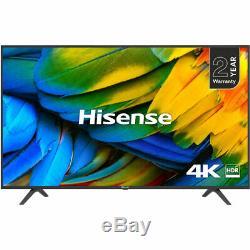 Hisense H50b7100uk B7100 50 Pouces Smart Tv 4k Ultra Hd Led Tnt Hd 3 Hdmi