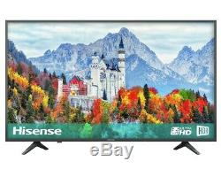 Hisense H55a6250uk 55 Pouces Smart 4k Ultra Hd Hdr Led Tv Tnt Lecture En Argent