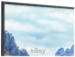Hisense H55a6250uk Téléviseur Led Wifi Intelligent Hdk Play Avec Freeview De 55 Pouces 4k