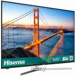 Hisense H55u7auk U7a 4k Ultra Hd Un Téléviseur Intelligent Led 4 Hdmi