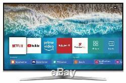 Hisense H55u7buk 55 Pouces 4k Ultra Hd Hdr Intelligent Wifi Uled Tv Argent