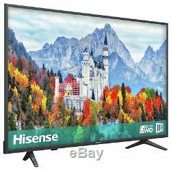 Hisense H65a6250uk Téléviseur À Led Wifi Intelligent Hdr 65 Pouces 4k Ultra Hd Hd, Noir
