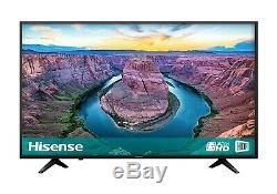 Hisense H65ae6100uk 65 Pouces 4k Ultra Hd Hdr Smart Tv Avec Play Freeview