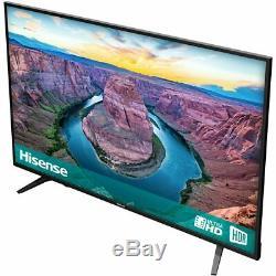 Hisense H65ae6100uk Téléviseur Intelligent 65 Pouces Ultra Hd 4k Freeview Hd 3 Hdmi Wifi