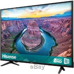 Hisense H65ae6100uk Téléviseur Led Intelligent Ultra Hd 65 Pouces 4k 3 Hdmi