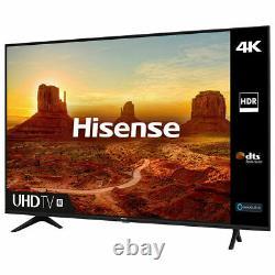 Hisense H75a7100ftuk 75 Pouces 4k Ultra Hd Smart Tv 5 Ans