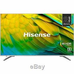 Hisense H75b7510uk B7510 75 Pouces Smart Tv 4k Ultra Hd Led Tnt Hd 4 Hdmi
