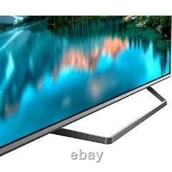 Hisense Qled 55 Pouces 4k Ultra Hd Hdr10+ Smart Tv Avec Dolby Atmos Et Dolby Visi