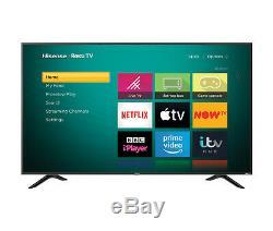 Hisense R65b7120uk 65 Pouces 4k Ultra Smart Hd Hdr Tv Led Avec Play Freeview