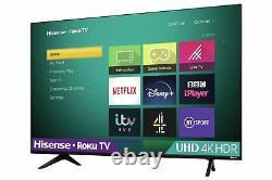 Hisense Roku R43a7200uk 43 Pouces 4k Ultra Hd Hdr Smart Led Freeview Tv