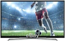 Hitachi 50 Pouces 4k Ultra Hd Hdr Tnt Hd Led Intelligent Wifi Tv Noir