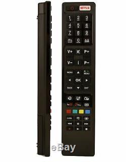 Hitachi - Téléviseur Del Smart Wifi Ultra Hd 4k Freeview Hd De 43 Po, Noir