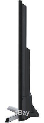 Hitachi Téléviseur Del Smart Wifi Ultra Hd Hdr De 50 Po, 4k, Noir