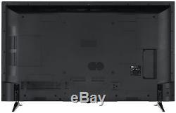 Hitachi Téléviseur Led Smart Wifi 65 Pouces 4k Ultra Hd Hdr Freeview Play, Noir