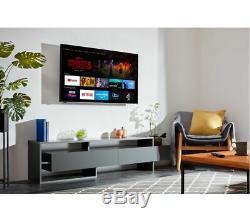 Jvc Lt-55cf890 Feu Tv 55 Pouces Led Smart Tv 4k Ultra Hd Hdr Tnt Hd Netflix