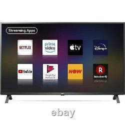 Lg 43 Pouces Un7100 4k Ultra Hd Hdr Smart Tv Avec Google Assistant Et Alexa Compa