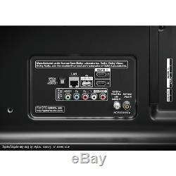 Lg 43uj651v Téléviseur À Led Smart Wifi Wifi Freeview 43 Pouces, 4k Ultra Hd, Argent