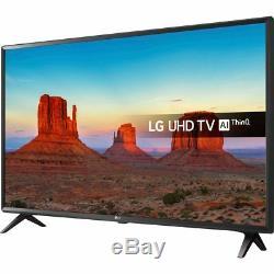 Lg 43uk6300plb Uhd 43 Pouces 4k Ultra Hd Un Téléviseur Led Intelligent 3 Hdmi