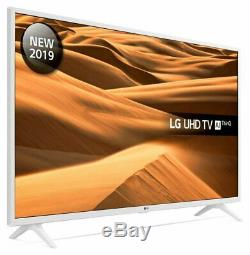 Lg 43um7390 43 Pouces 4k Ultra Hd Hdr Intelligent Wifi Tv Led Blanc