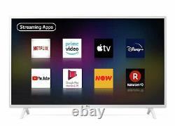 Lg 43un7390 43 Pouces 4k Ultra Hd Smart Wifi Led Tv Blanc