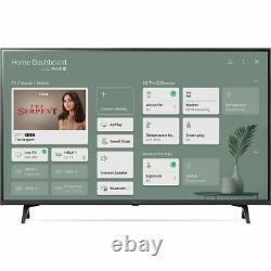 Lg 43up77006lb 43 Pouces Tv Smart 4k Ultra Hd Led Analogique Et Bluetooth Numérique Wifi