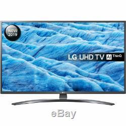 Lg 49um7400plb Um7400 Téléviseur Smart Led Ultra Hd 4k 49 Pouces Tnt Hd Et Freesat